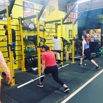 Group & Personal Fitness