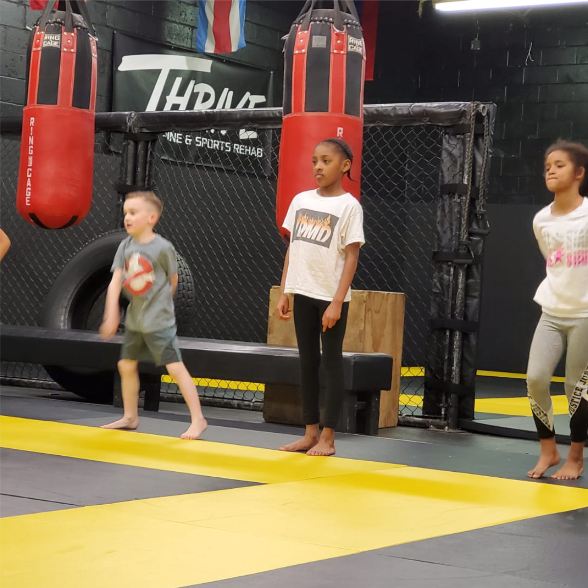 Kids Martial Arts & Fitness